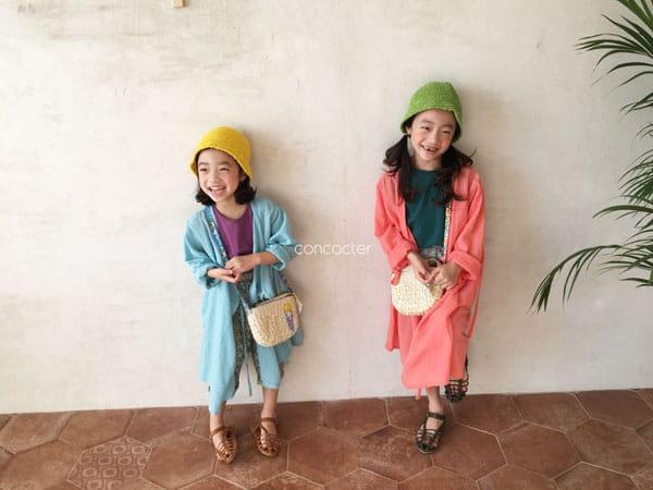 CONCOCTER - Korean Children Fashion - #Kfashion4kids - Bali Robe