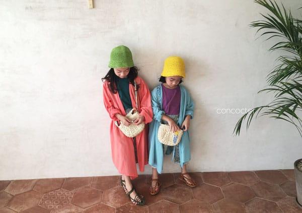CONCOCTER - Korean Children Fashion - #Kfashion4kids - Bali Robe - 3