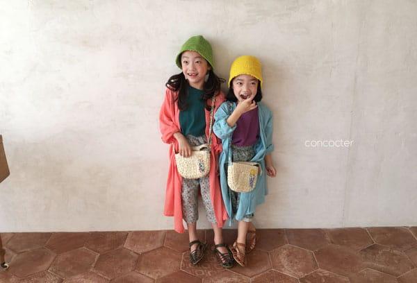 CONCOCTER - Korean Children Fashion - #Kfashion4kids - Bali Robe - 4