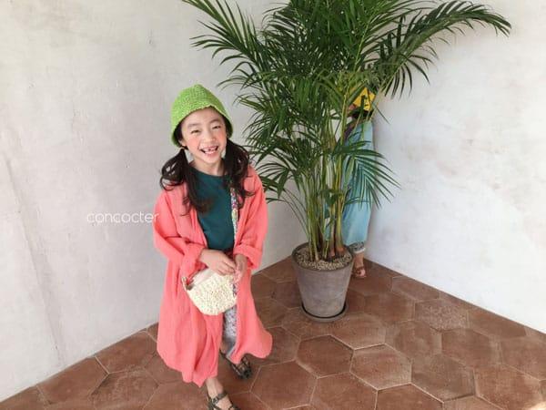 CONCOCTER - Korean Children Fashion - #Kfashion4kids - Bali Robe - 6