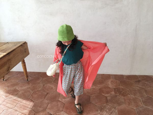 CONCOCTER - Korean Children Fashion - #Kfashion4kids - Bali Robe - 7