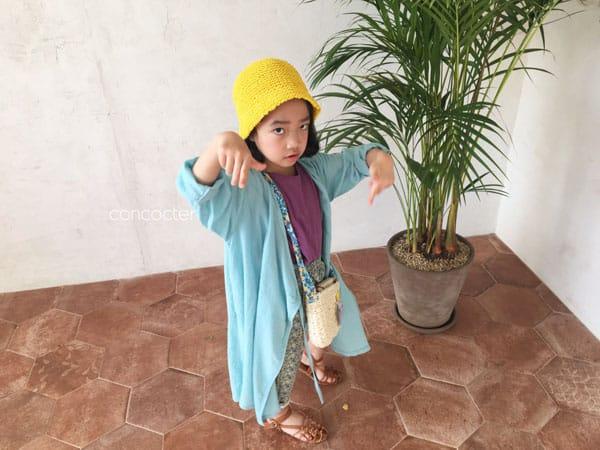 CONCOCTER - Korean Children Fashion - #Kfashion4kids - Bali Robe - 8
