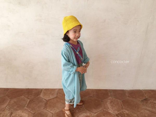 CONCOCTER - Korean Children Fashion - #Kfashion4kids - Bali Robe - 9