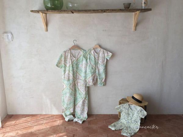 CONCOCTER - Korean Children Fashion - #Kfashion4kids - Mom Havana Jumpsuit - 4