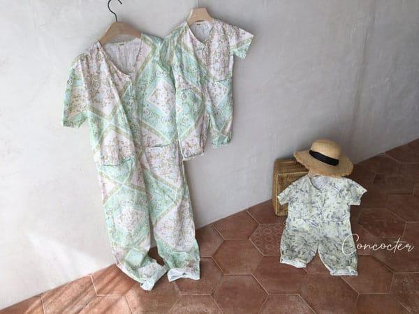 CONCOCTER - Korean Children Fashion - #Kfashion4kids - Mom Havana Jumpsuit - 5