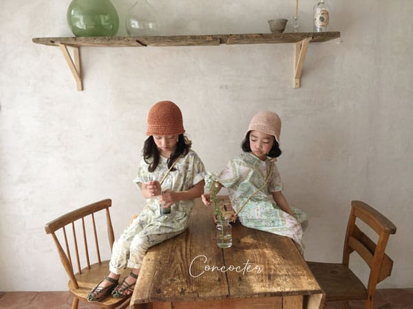 CONCOCTER - Korean Children Fashion - #Kfashion4kids - Havana Jumpsuit - 2