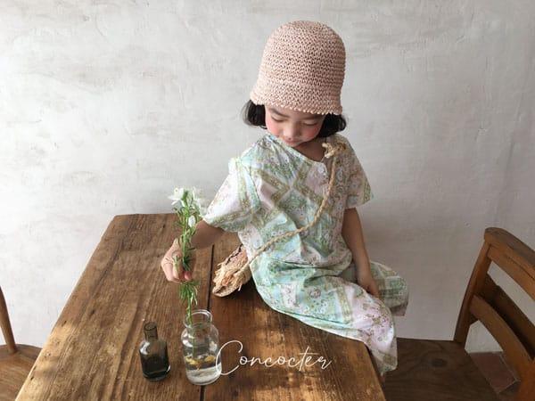 CONCOCTER - Korean Children Fashion - #Kfashion4kids - Havana Jumpsuit - 4