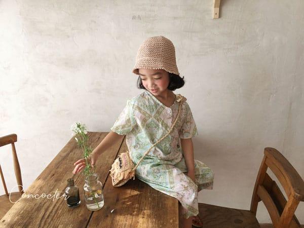 CONCOCTER - Korean Children Fashion - #Kfashion4kids - Havana Jumpsuit - 5