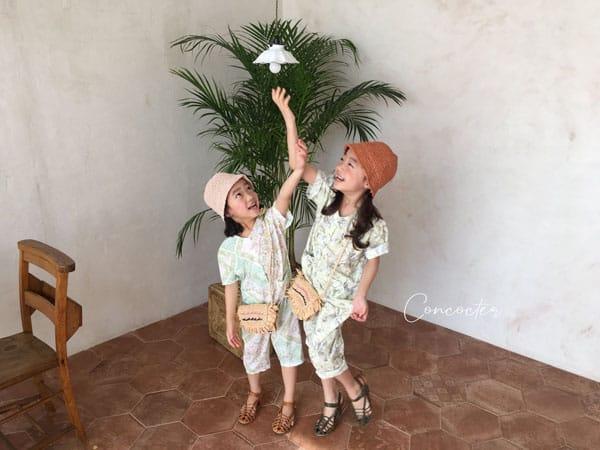 CONCOCTER - Korean Children Fashion - #Kfashion4kids - Havana Jumpsuit - 7