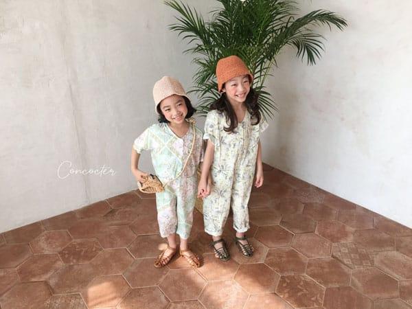 CONCOCTER - Korean Children Fashion - #Kfashion4kids - Havana Jumpsuit - 9