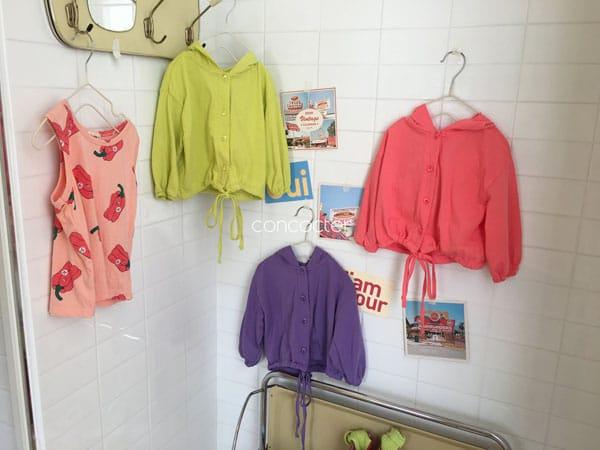 CONCOCTER - Korean Children Fashion - #Kfashion4kids - Paprika Sleeveless - 3