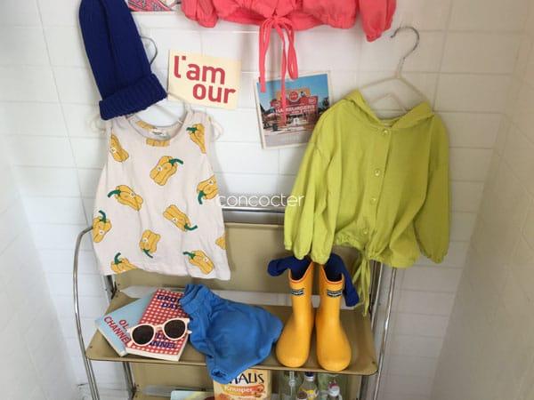CONCOCTER - Korean Children Fashion - #Kfashion4kids - Wear Like This Hood Jumper - 5