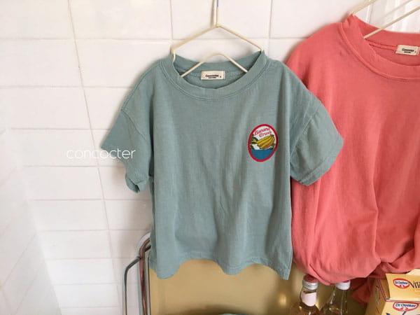 CONCOCTER - Korean Children Fashion - #Kfashion4kids - Banana Tee - 5