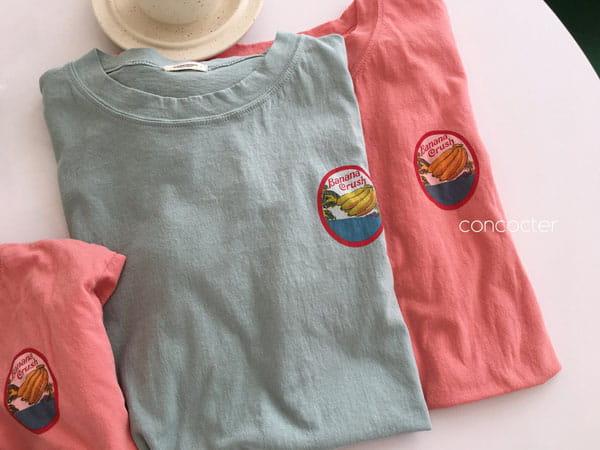 CONCOCTER - Korean Children Fashion - #Kfashion4kids - Banana Tee - 8
