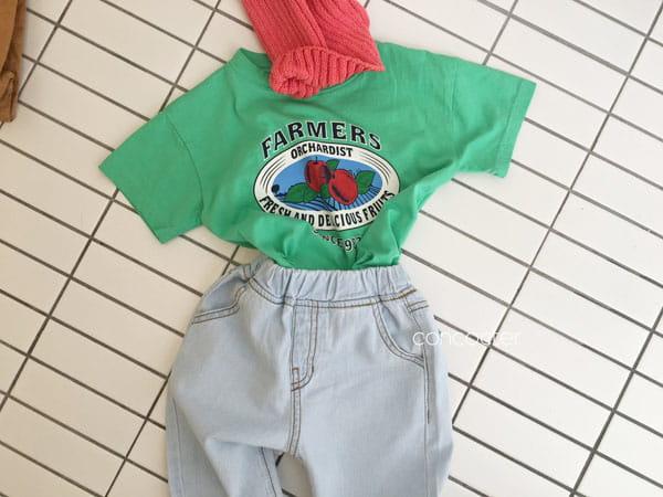 CONCOCTER - Korean Children Fashion - #Kfashion4kids - 21 Thin Cool Jean - 2