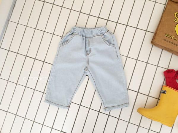 CONCOCTER - Korean Children Fashion - #Kfashion4kids - 21 Thin Cool Jean - 3