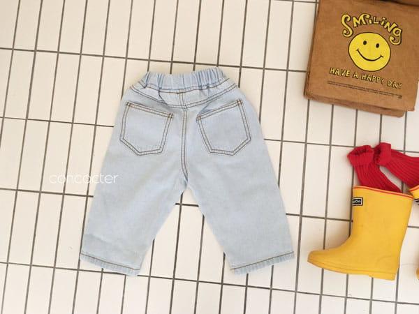 CONCOCTER - Korean Children Fashion - #Kfashion4kids - 21 Thin Cool Jean - 4