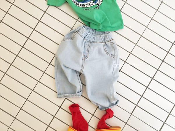 CONCOCTER - Korean Children Fashion - #Kfashion4kids - 21 Thin Cool Jean - 5