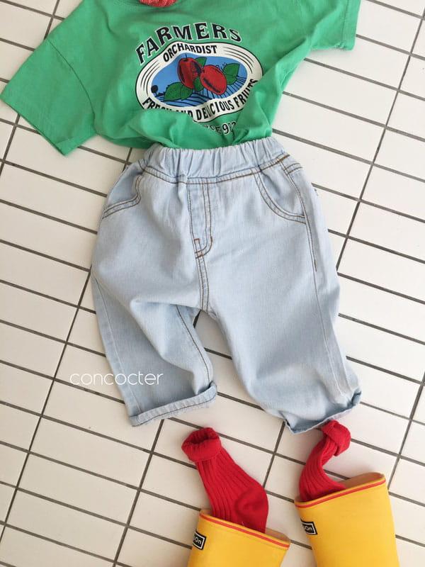 CONCOCTER - Korean Children Fashion - #Kfashion4kids - 21 Thin Cool Jean - 6