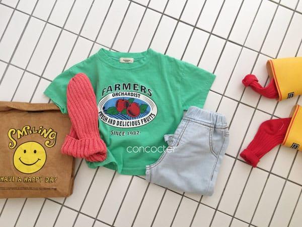CONCOCTER - Korean Children Fashion - #Kfashion4kids - 21 Thin Cool Jean - 7