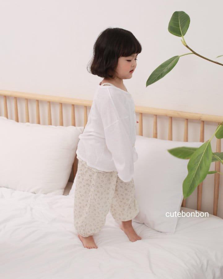 CUTEBONBON - Korean Children Fashion - #Kfashion4kids - Linen Cardigan - 11