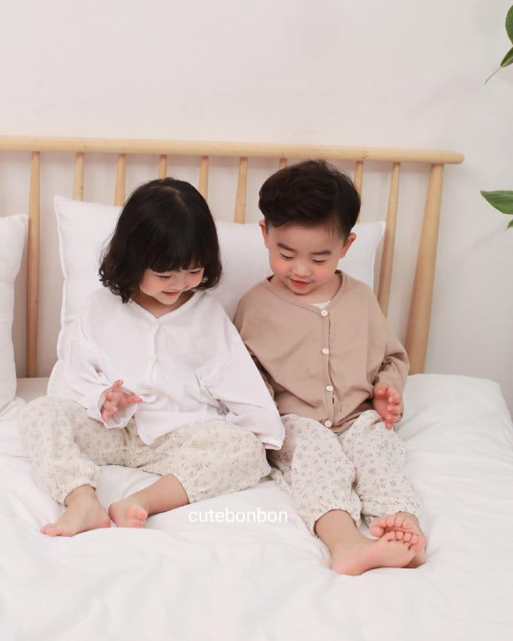 CUTEBONBON - Korean Children Fashion - #Kfashion4kids - Linen Cardigan - 12