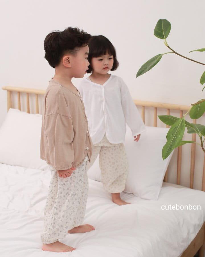 CUTEBONBON - Korean Children Fashion - #Kfashion4kids - Linen Cardigan - 6
