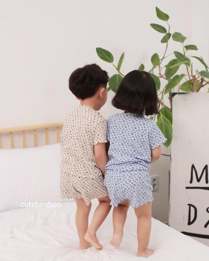 CUTEBONBON - Korean Children Fashion - #Kfashion4kids - Wave Pajamas - 10