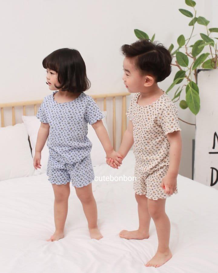 CUTEBONBON - Korean Children Fashion - #Kfashion4kids - Wave Pajamas - 12