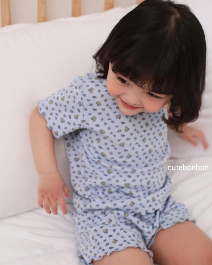 CUTEBONBON - Korean Children Fashion - #Kfashion4kids - Wave Pajamas - 5