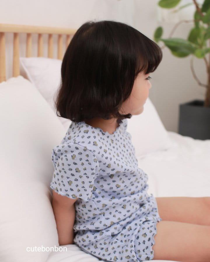 CUTEBONBON - Korean Children Fashion - #Kfashion4kids - Wave Pajamas - 6