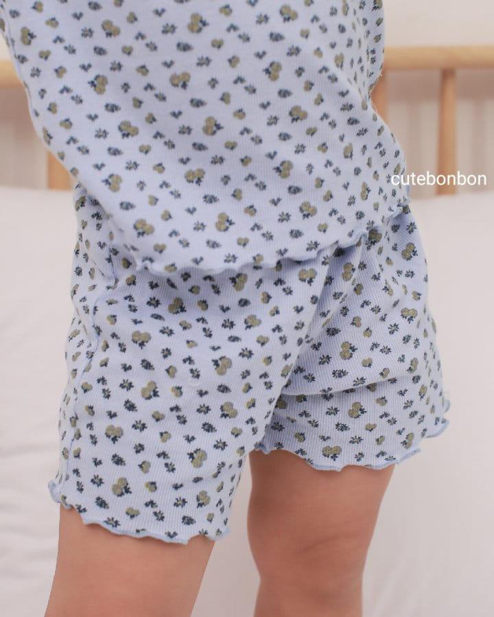 CUTEBONBON - Korean Children Fashion - #Kfashion4kids - Wave Pajamas - 7