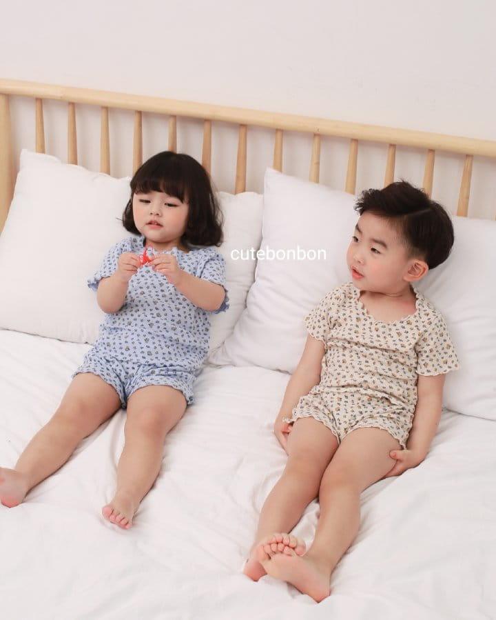 CUTEBONBON - Korean Children Fashion - #Kfashion4kids - Wave Pajamas - 8