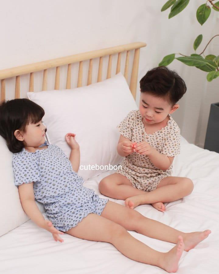 CUTEBONBON - Korean Children Fashion - #Kfashion4kids - Wave Pajamas - 9