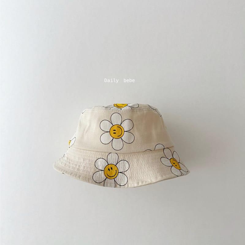 DAILY BEBE - Korean Children Fashion - #Kfashion4kids - Pattern Bucket Hat - 2