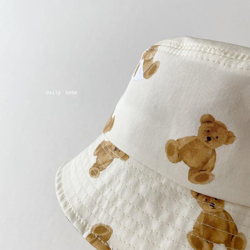 DAILY BEBE - Korean Children Fashion - #Kfashion4kids - Pattern Bucket Hat - 5