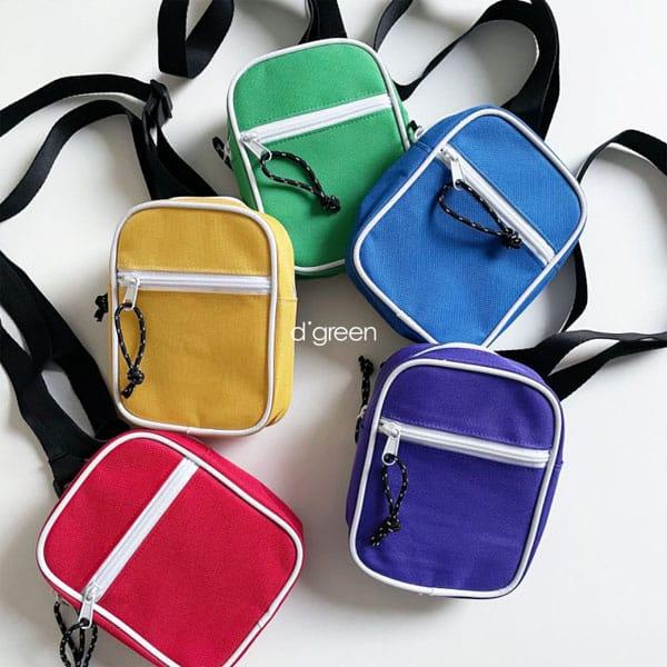 DIGREEN - BRAND - Korean Children Fashion - #Kfashion4kids - Picnic Bag