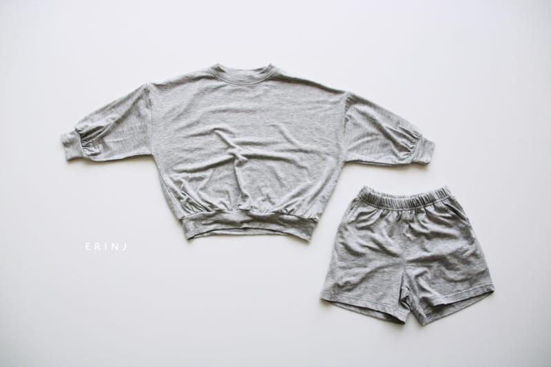 ERIN J - Korean Children Fashion - #Kfashion4kids - Cool Top Bottom Set