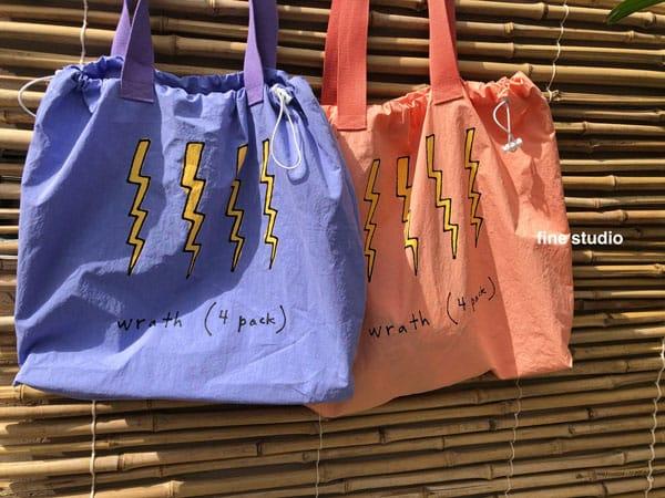 FINE STUDIO - Korean Children Fashion - #Kfashion4kids - Thunder Beach Bag