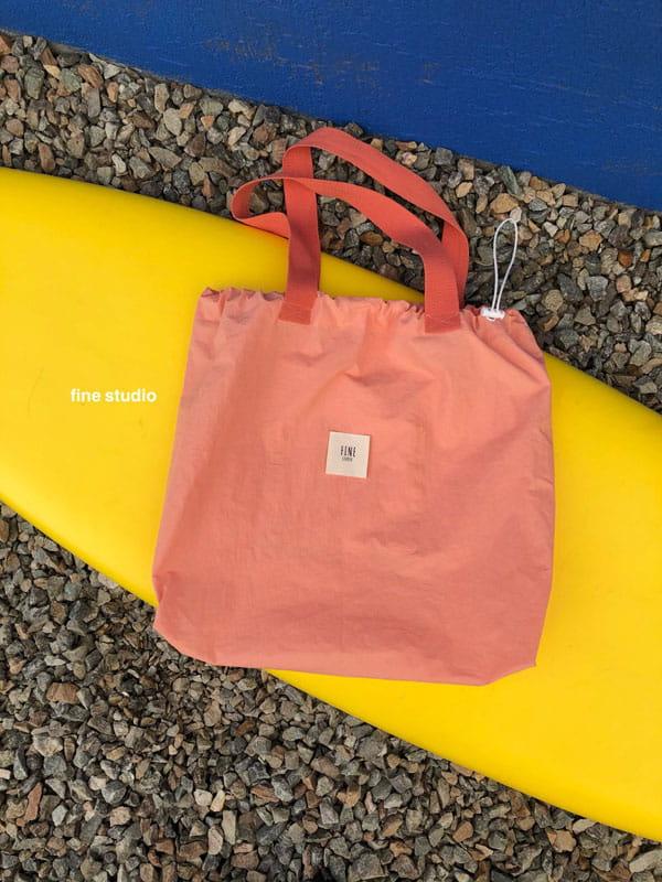 FINE STUDIO - Korean Children Fashion - #Kfashion4kids - Thunder Beach Bag - 4