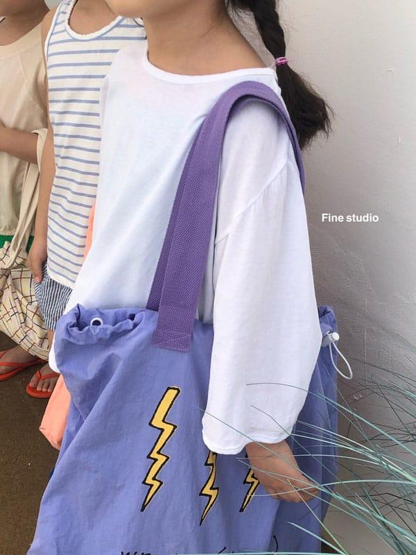 FINE STUDIO - Korean Children Fashion - #Kfashion4kids - Thunder Beach Bag - 6