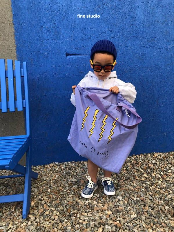 FINE STUDIO - Korean Children Fashion - #Kfashion4kids - Thunder Beach Bag - 8