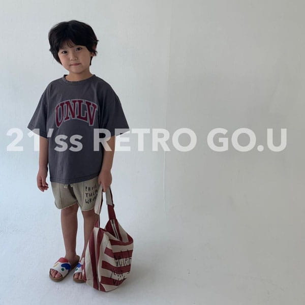 GO;U - Korean Children Fashion - #Kfashion4kids - Where Bag