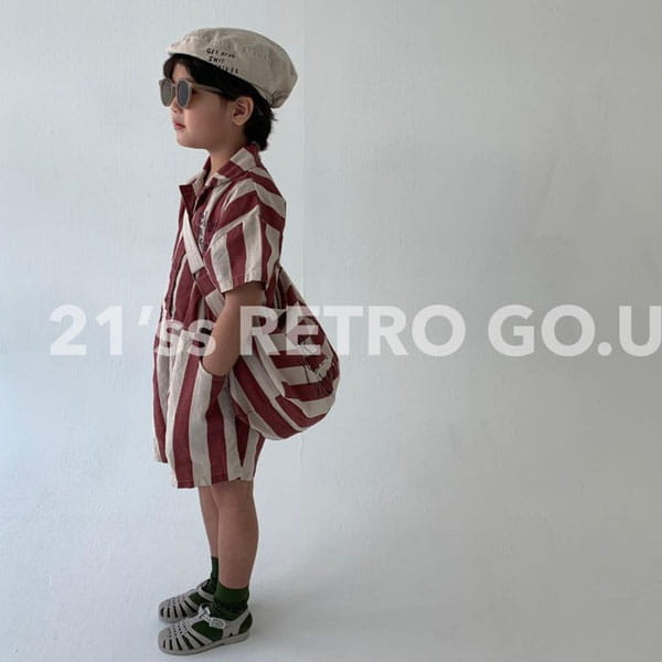 GO;U - Korean Children Fashion - #Kfashion4kids - Where Bag - 2