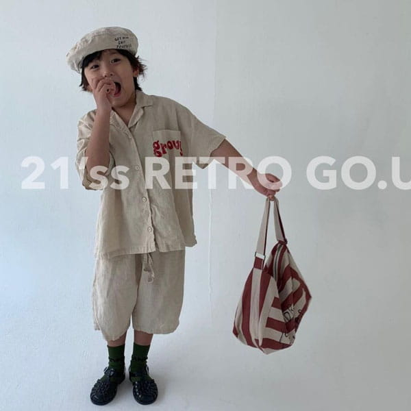 GO;U - Korean Children Fashion - #Kfashion4kids - Where Bag - 3