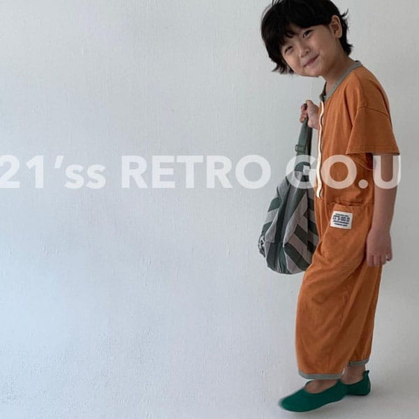 GO;U - Korean Children Fashion - #Kfashion4kids - Where Bag - 4