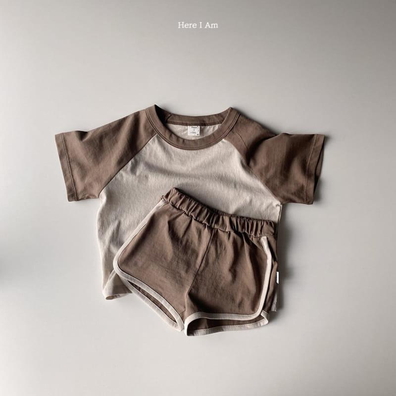 HERE I AM - Korean Children Fashion - #Kfashion4kids - New Everyday Top Bottom Set - 9