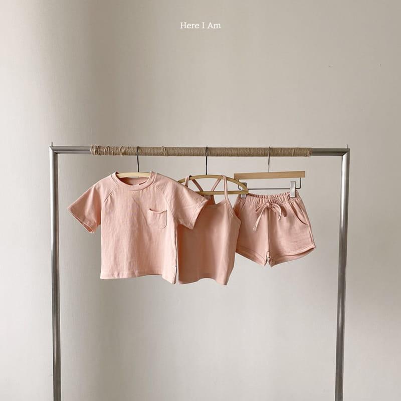 HERE I AM - Korean Children Fashion - #Kfashion4kids - 3 Way Top Bottom Set - 10
