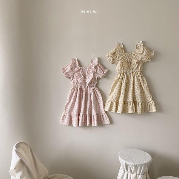 HERE I AM - Korean Children Fashion - #Kfashion4kids - Burney One-piece - 10