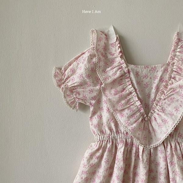 HERE I AM - Korean Children Fashion - #Kfashion4kids - Burney One-piece - 11